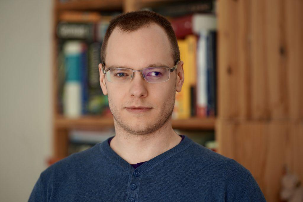 Andreas Günter Weis, M.A.